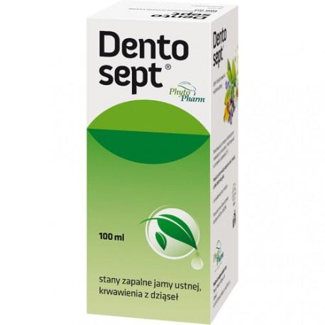 Dentosept, płyn, poj. 100 ml