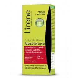 Lirene Antycellulitowa Mezoterapia - remodelator sylwetki, reduktor cellulitu i tkanki tłuszczowej, poj. 200 ml.