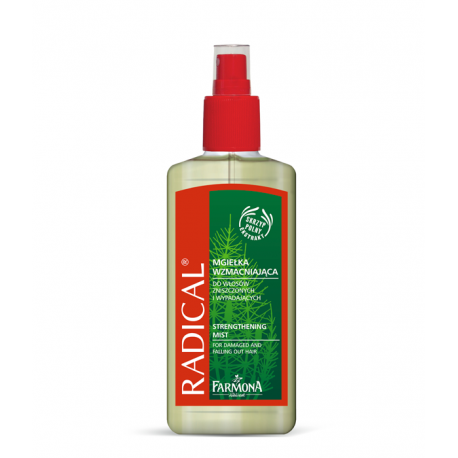 Radical - mgiełka wzmacniająca do włosów, poj. 200 ml