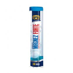 Kruger Magnez Forte - tabletki musujące o smaku cytrynowym, 20 szt.