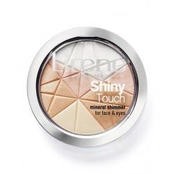 Lirene Shiny Touch - mineralny rozświetlacz do twarzy i oczu, poj. 9 ml