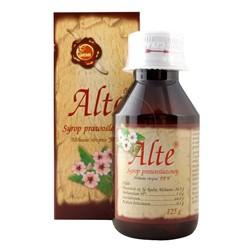 Alte - syrop prawoślazowy, poj. 125 g