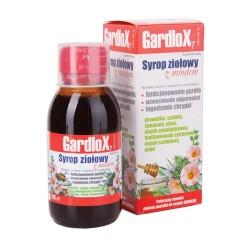 Gardlox 7 - syrop ziołowy z miodem, poj. 120 ml