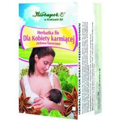 Herbatka Fix - Dla kobiety karmiącej, poj. 20 saszetek x 2 g