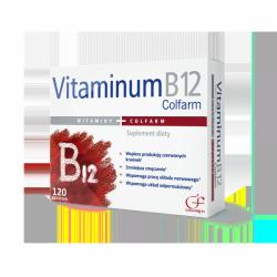 Vitaminum B 12 - tabletki, 120 szt