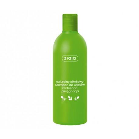 Ziaja oliwkowa - oliwkowy szampon odżywczy, poj. 400 ml