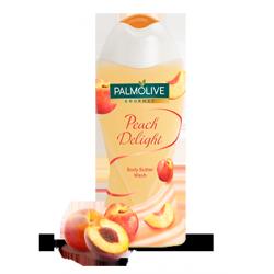 Palmolive Gourmet - żel pod prysznic, Peach Delight, 250 ml