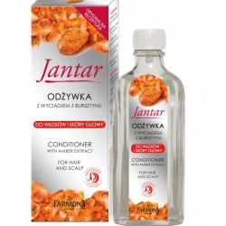 JANTAR - odżywka z bursztynem stymulująca i wzmacniająca, poj. 100 ml