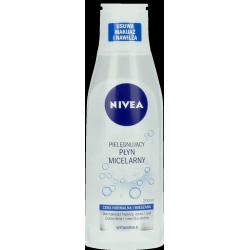NIVEA - pielęgnujący płyn micelarny, cera normalna i mieszana, poj. 200 ml