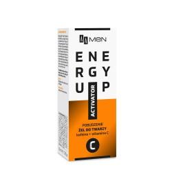 AA MEN ENERGY UP - żel do twarzy pobudzenie, poj. 50 ml