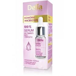 Delia - serum 100% do twarzy, szyi i dekoltu - komórki macierzyste, poj. 10 ml
