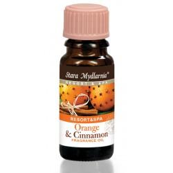 Kompozycja - Pomarańcza i Cynamon/Orange & Cinnamon, poj. 12 ml