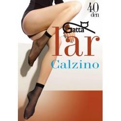 LAR Calzino 40 DEN - skarpetki damskie gładkie