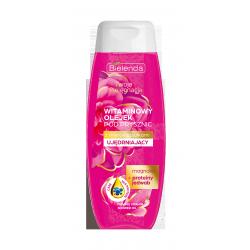 TWOJA PIELĘGNACJA - witaminowy olejek pod prysznic z mikrokapsułkami UJĘDRNIAJĄCY, poj. 400 ml
