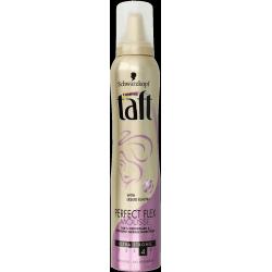 Taft Perfect Flex - pianka do włosłów, poj. 200 ml