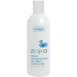 Ziajka - oliwka do pielęgnacji dzieci i niemowląt, poj. 270 ml