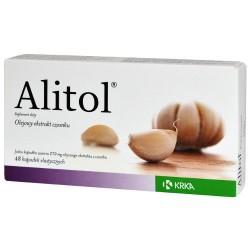 Alitol - kapsułki 270 mg, poj. 48 szt