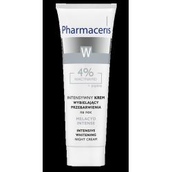 Pharmaceris W - intensywny krem wybielający przebarwienia na noc, Melacyd Intense, poj. 30 ml
