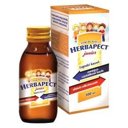Herbapect Junior - syrop, poj. 120 g