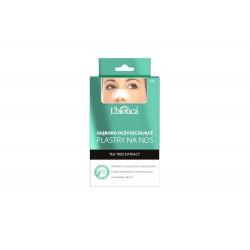 Plastry na nos - głęboko oczyszczające z ekstraktem z drzewa herbacianego