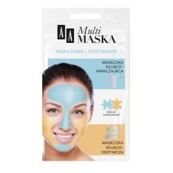 AA Multi Maska - nawilżanie + odżywianie, poj. 10 ml
