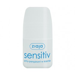 Ziaja Sensitiv - antyperspirant w kremie, poj. 60 ml