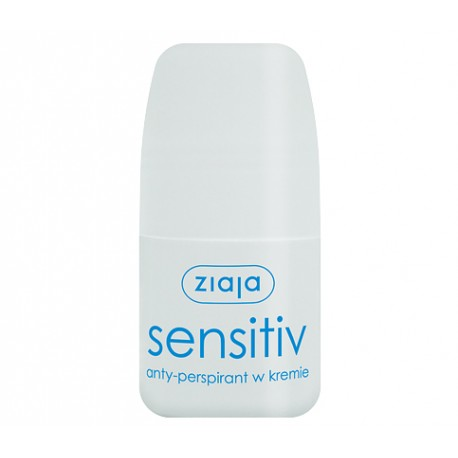Ziaja Sensitiv - antyperspirant w kremie, poj. 60 ml