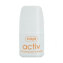Ziaja Activ - antyperspirant w kremie, poj. 60 ml