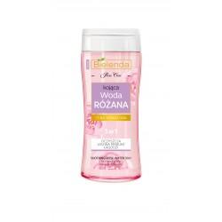 Bielenda ROSE CARE - kojąca woda różana 3w1, poj. 200 ml