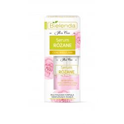 Bielenda ROSE CARE - serum różane Multifazowa formuła nawilżająco – kojąca, poj. 30 ml
