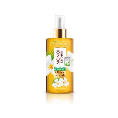 Bielenda MONOI DE THAITI - tropikalny olejek do ciała – regenerujący EGZOTYCZNY, poj. 150 ml