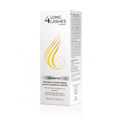 Long4Lashes - szampon wzmacniający przeciw wypadaniu włosów, poj 200 ml