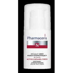 Pharmaceris N, Naczynka - specjalny krem kojąco-wzmacniający do twarzy, poj. 30 ml