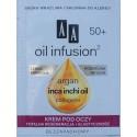 AA OIL INFUSION2 50+. Krem pod oczy, poj. 1,5 ml *** TESTER ***