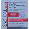 Radical Med - szampon przeciw wypadaniu włosów, poj. 7 ml *** TESTER ***