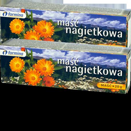 Maść Nagietkowa (Calendula officinalis TM), poj. 20 g
