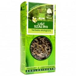 Szałwia liść EKO - herbatka ekologiczna, poj. 25 g