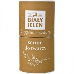 Biały Jeleń Organic-Natura - serum do twarzy, poj. 30 ml
