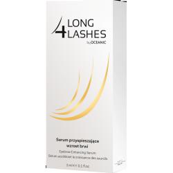 Long4Lashes - serum przyspieszające wzrost brwi, poj. 3 ml