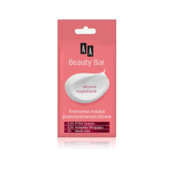 AA BEAUTY BAR - kremowa maska przeciwzmarszczkowa, poj. 8 ml