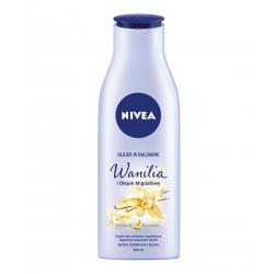 NIVEA Wanilia i Olejek Migdałowy - olejek w balsamie, skóra normalna i sucha, poj. 200 ml