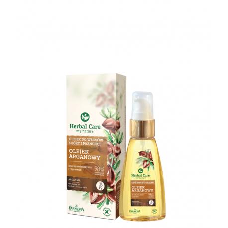 HERBAL CARE - olejek arganowy, poj. 55 ml