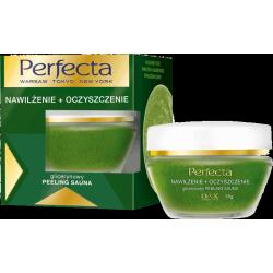 Perfecta NAWILŻENIE + OCZYSZCZENIE - glicerynowy PEELING SAUNA, poj. 55 g