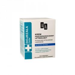 AA Cera Dojrzała - krem przeciwzmarszczkowy liftingujący na dzień i na noc, poj. 50 ml