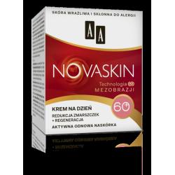 AA NOVASKIN - krem na dzień 60+, redukcja zmarszczek + regeneracja, poj. 50 ml