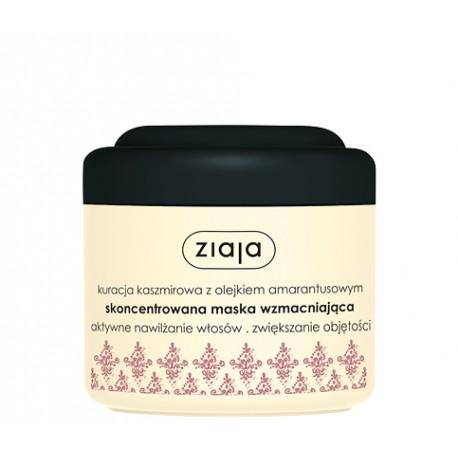 Ziaja Kaszmirowa - skoncentrowana maska wzmacniająca, poj. 200 ml