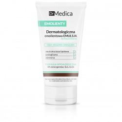 Dr Medica EMOLIENTY - dermatologiczna emolientowa emulsja do mycia twarzy, cera mieszana i wrażliwa, poj. 150 ml