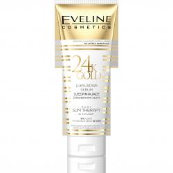 Eveline 24K Gold - luksusowe serum ujędrniające z drobinkami złota, poj. 250 ml