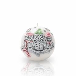 WINTER OWL - kula 80