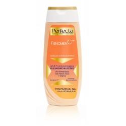 Perfecta Fenomen C - MULTI oczyszczające OLEJKOWE MLECZKO do demakijażu lub mycia oczu i twarzy, poj. 250 ml